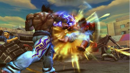 Street Fighter X Tekken - 40463