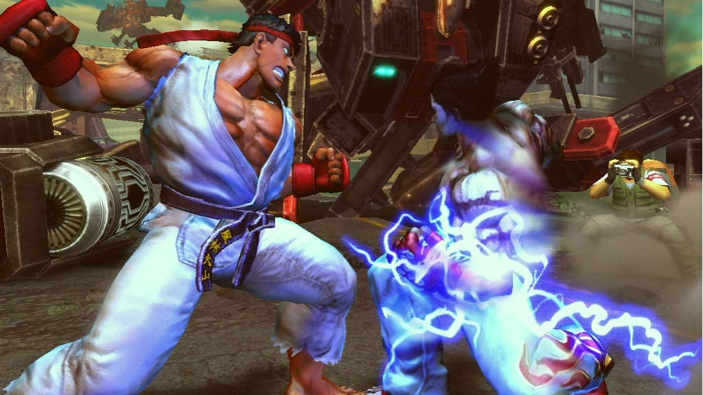 Street Fighter X Tekken - 40451