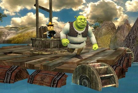Shrek: Forever After - 40101