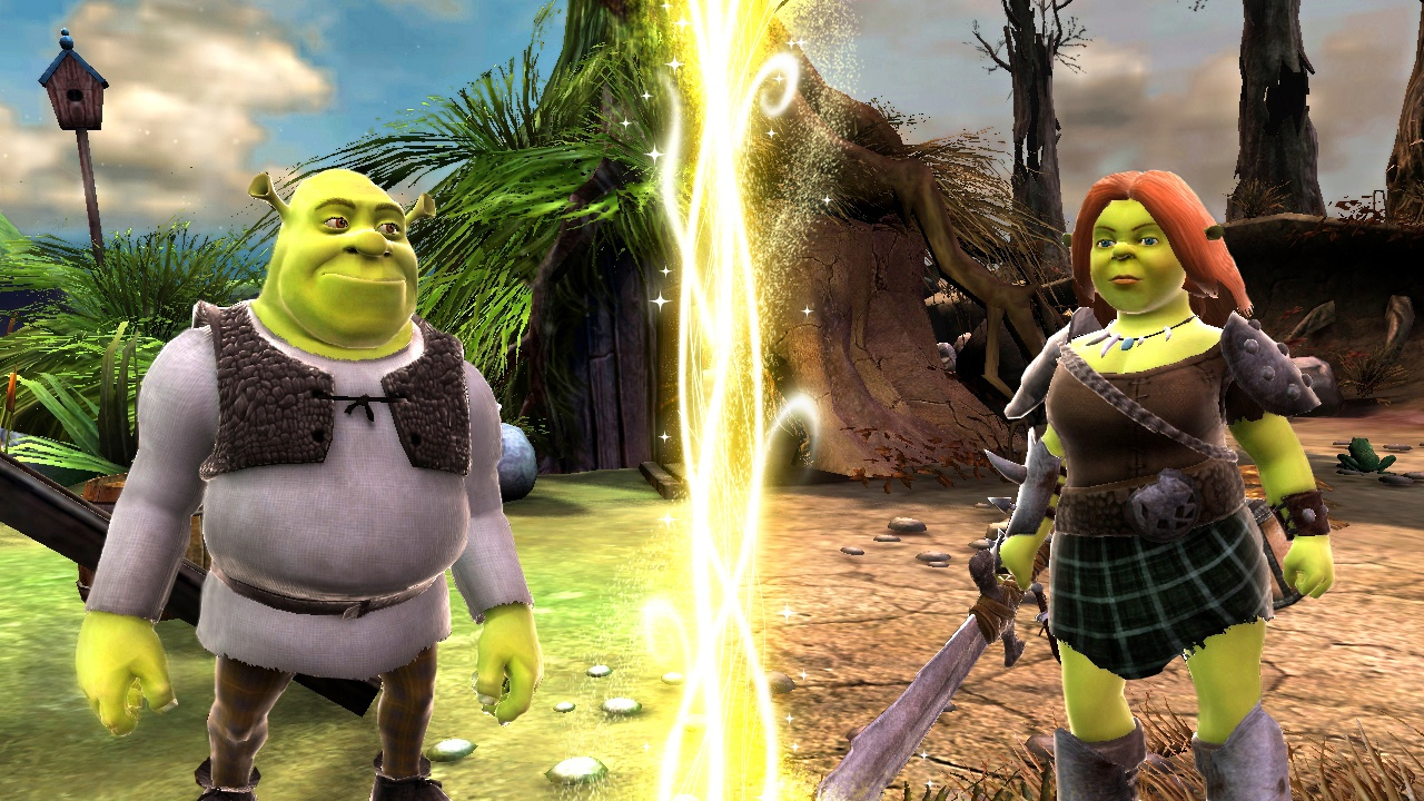 Shrek: Forever After - 40102