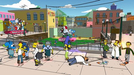 The Simpsons: The Game - 13679
