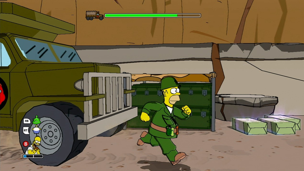 The Simpsons: The Game - 13684