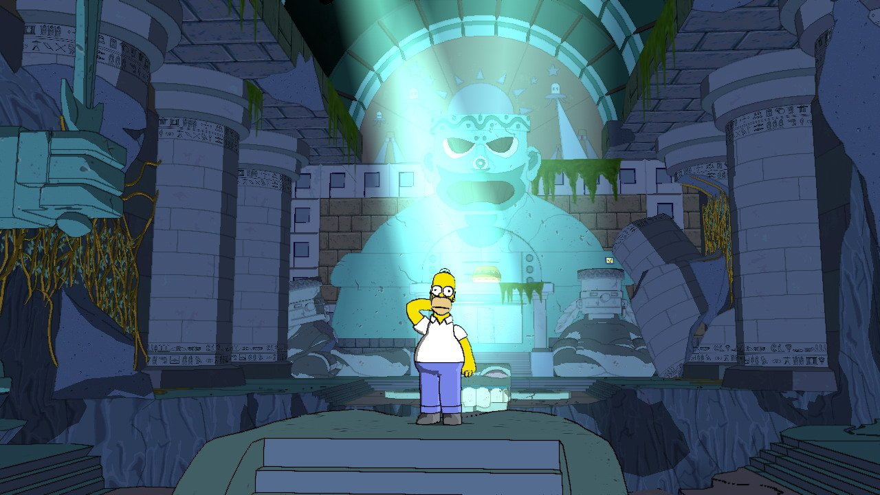 The Simpsons: The Game - 13665
