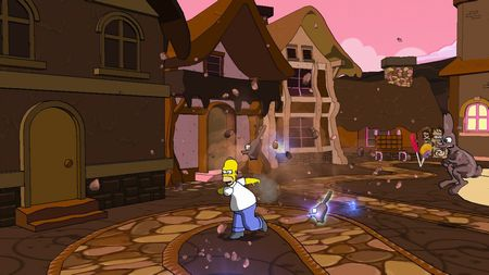 The Simpsons: The Game - 13666