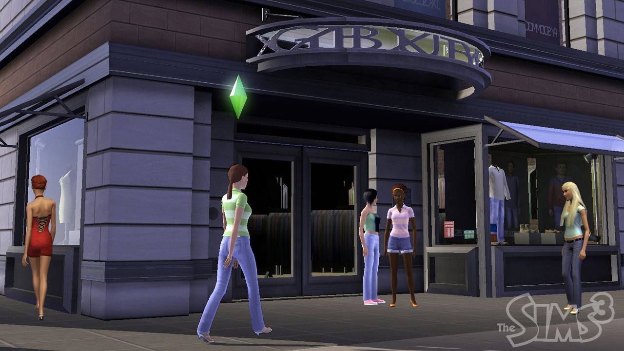 The Sims 3 - 22400