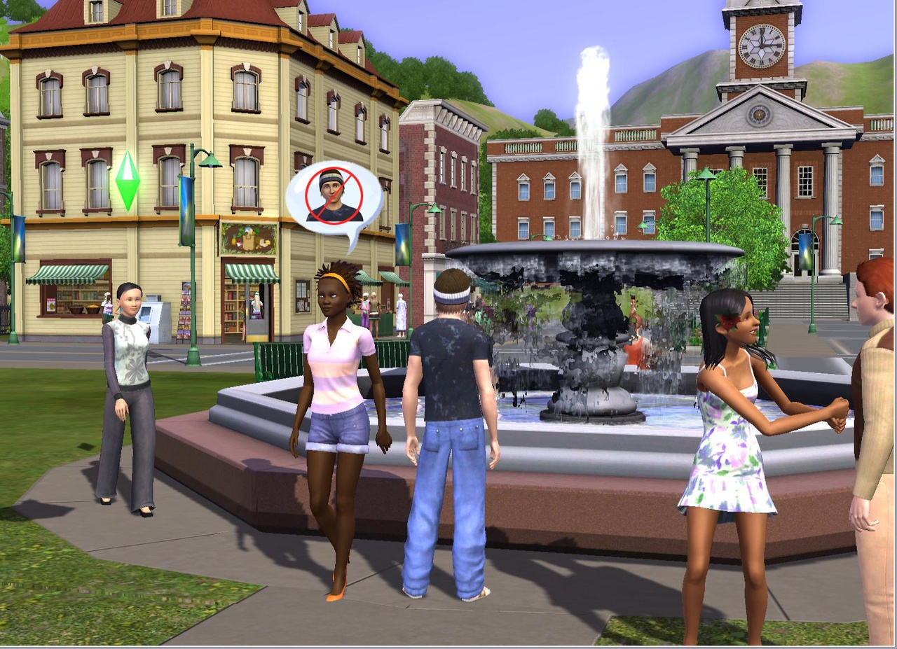 The Sims 3 - 22411