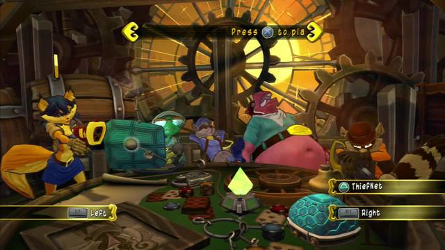 Sly Cooper: Thieves in Time - 48472