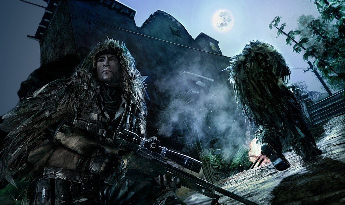 Sniper: Ghost Warrior - 41836