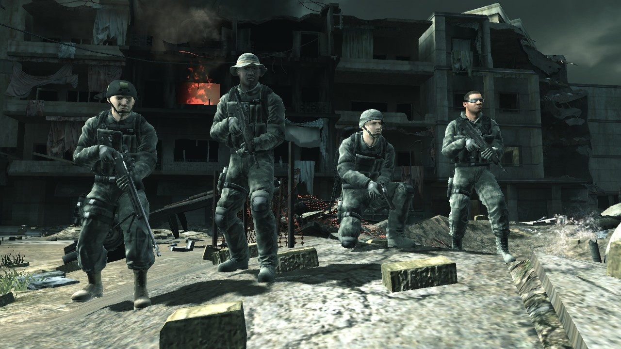 Socom: Confrontation - 28190