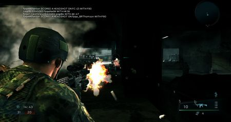 Socom: Confrontation - 28171