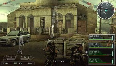 Socom: Tactical Strike - 08805