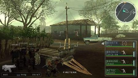 Socom: Tactical Strike - 08807