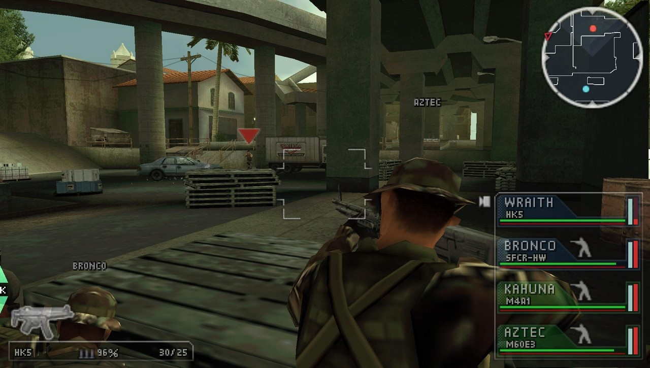 Socom: Tactical Strike - 08786