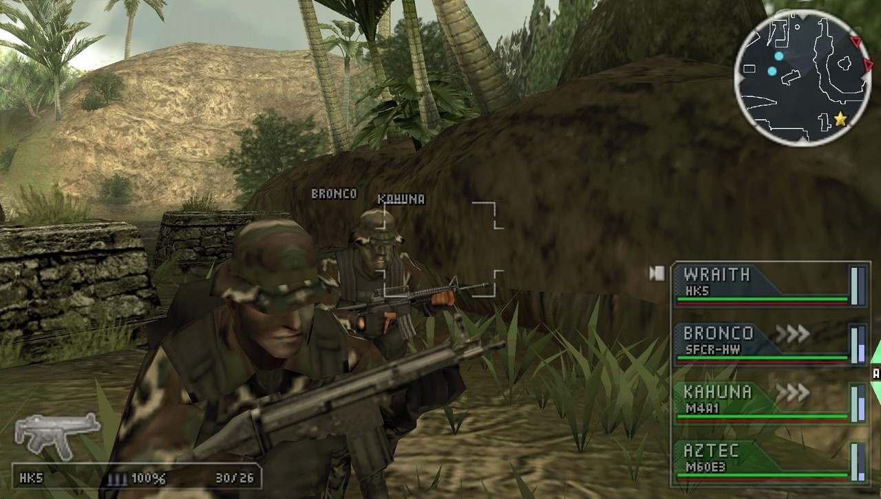 Socom: Tactical Strike - 08788