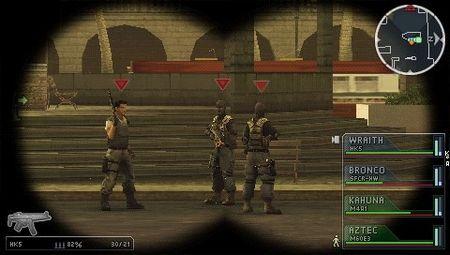 Socom: Tactical Strike - 08792