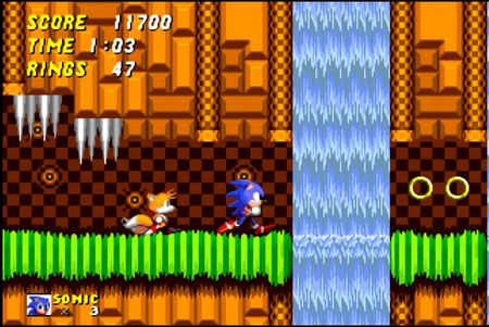 Sonic's Ultimate Genesis Collection - 31910