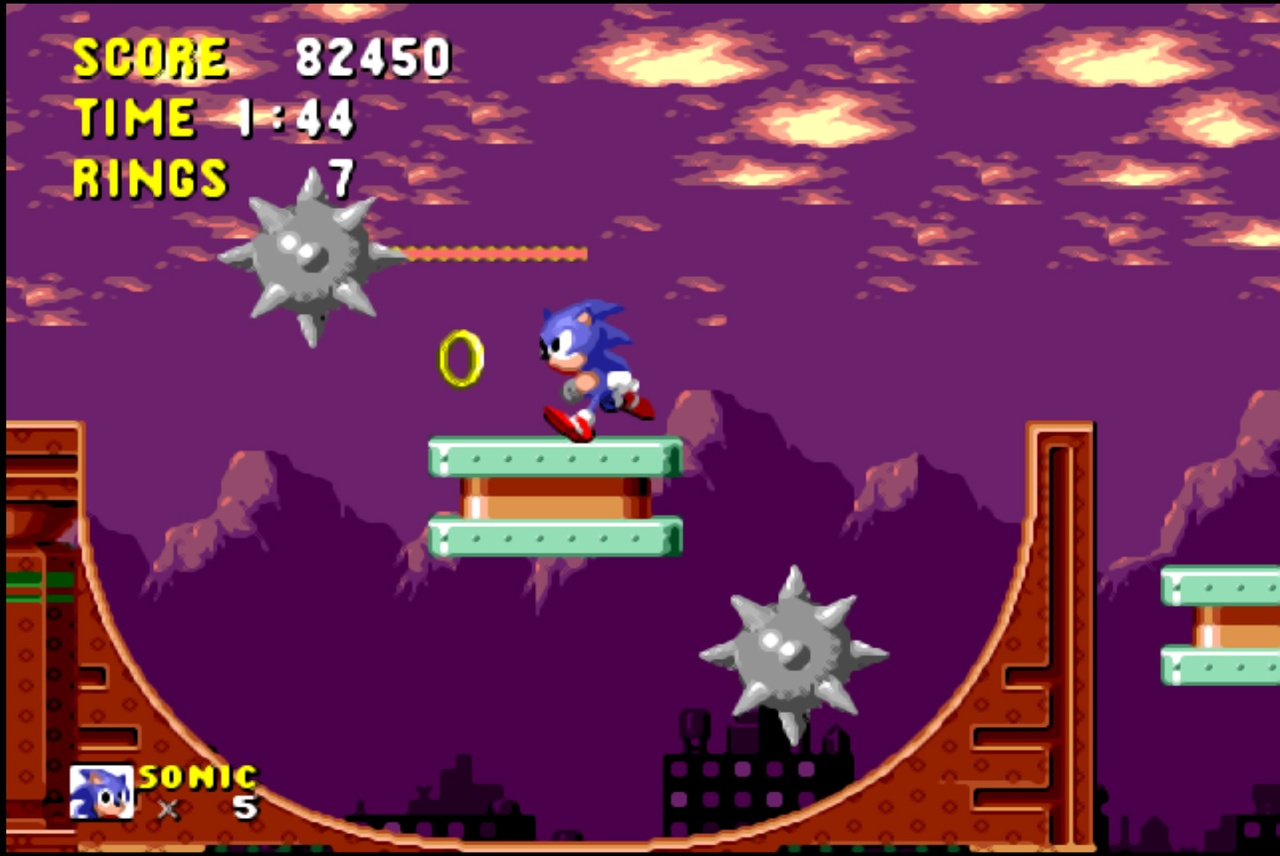 Sonic's Ultimate Genesis Collection - 31911