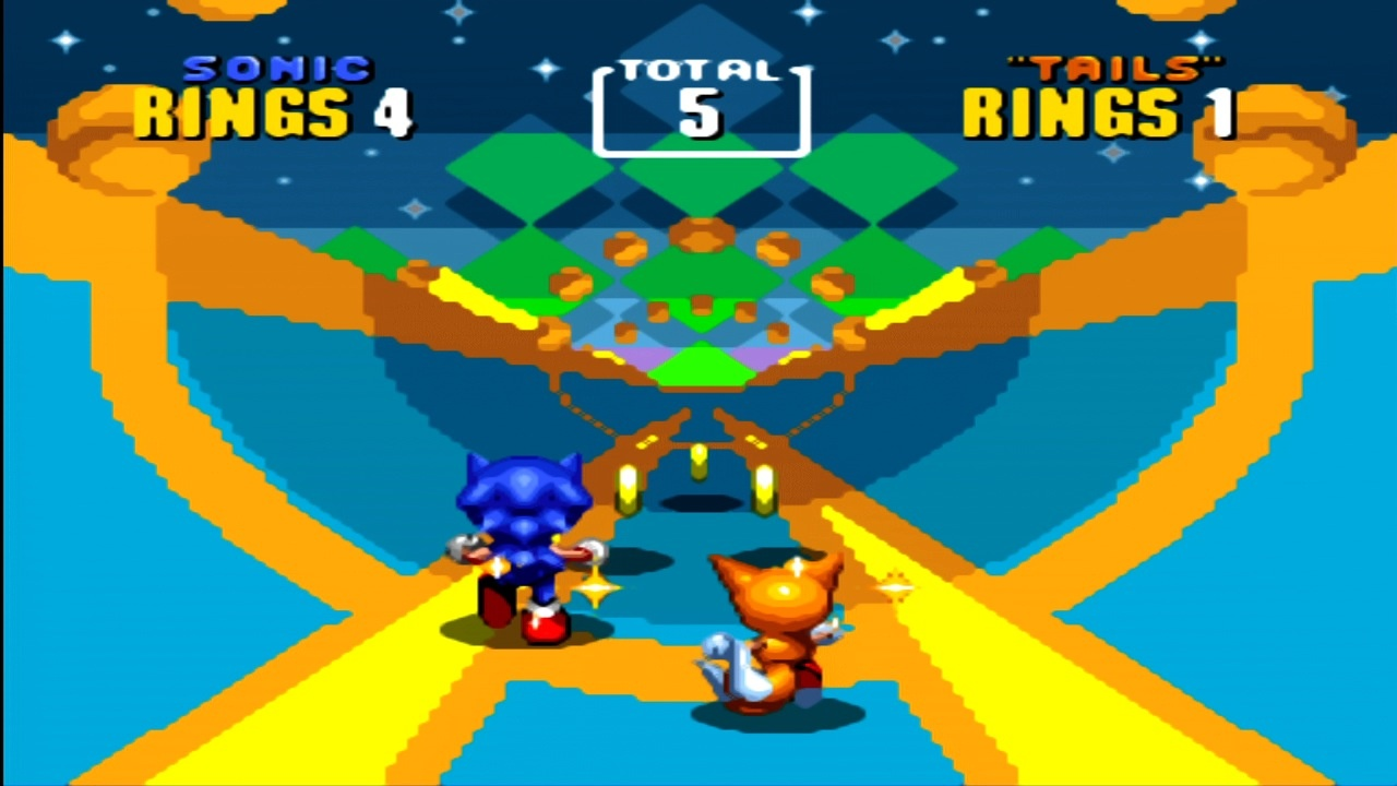 Sonic's Ultimate Genesis Collection - 31921
