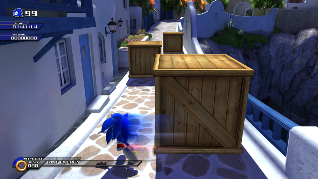 Sonic Unleashed - 30095