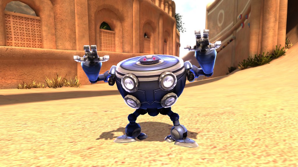 Sonic Unleashed - 30097