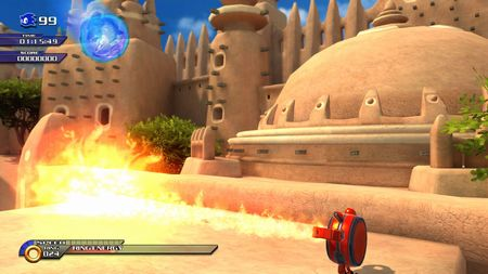 Sonic Unleashed - 30104