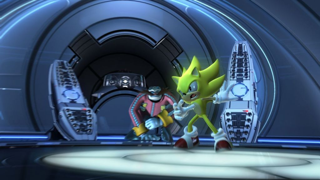 Sonic Unleashed - 30105