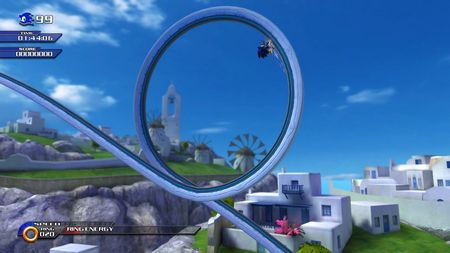 Sonic Unleashed - 30109
