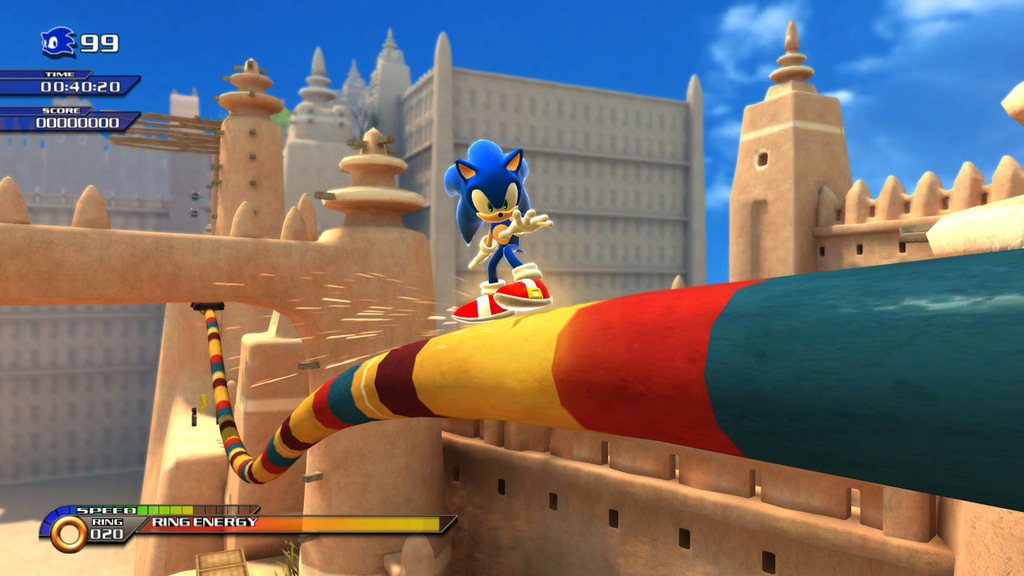 Sonic Unleashed - 30112