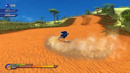 Sonic Unleashed - 30113