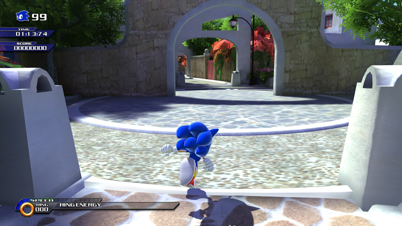 Sonic Unleashed - 30114