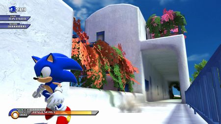 Sonic Unleashed - 30115