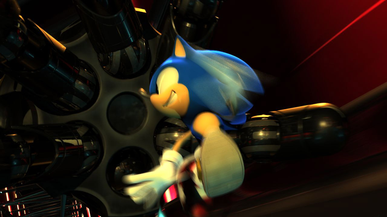 Sonic Unleashed - 30116