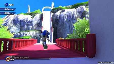 Sonic Unleashed - 30127