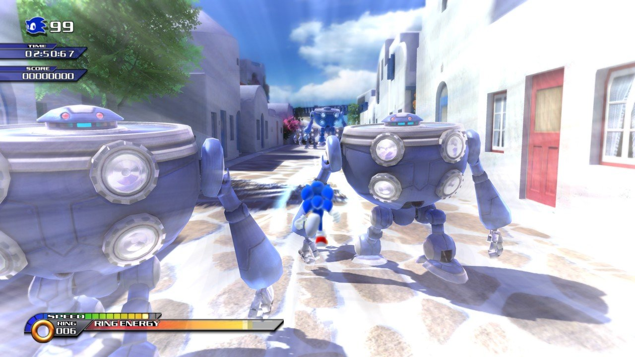 Sonic Unleashed - 30089
