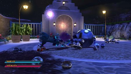 Sonic Unleashed - 30077