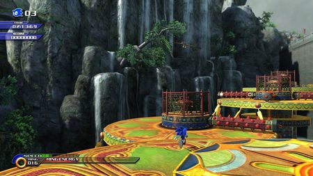 Sonic Unleashed - 30081