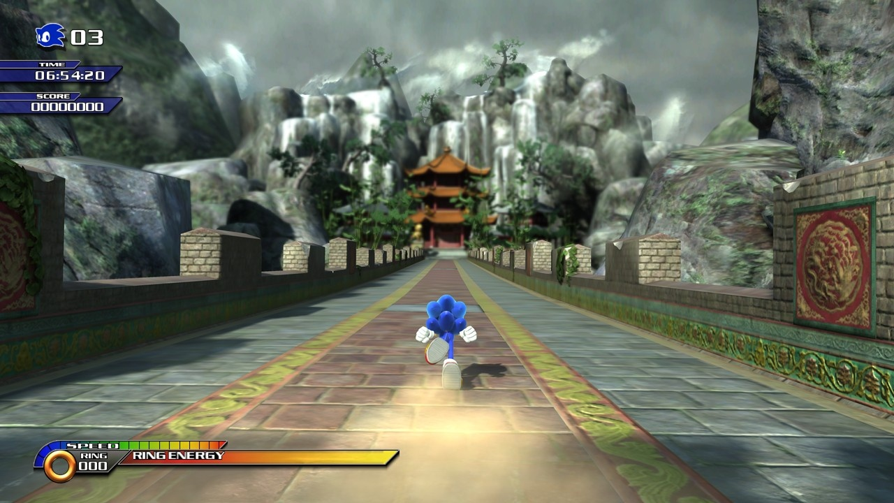 Sonic Unleashed - 30083