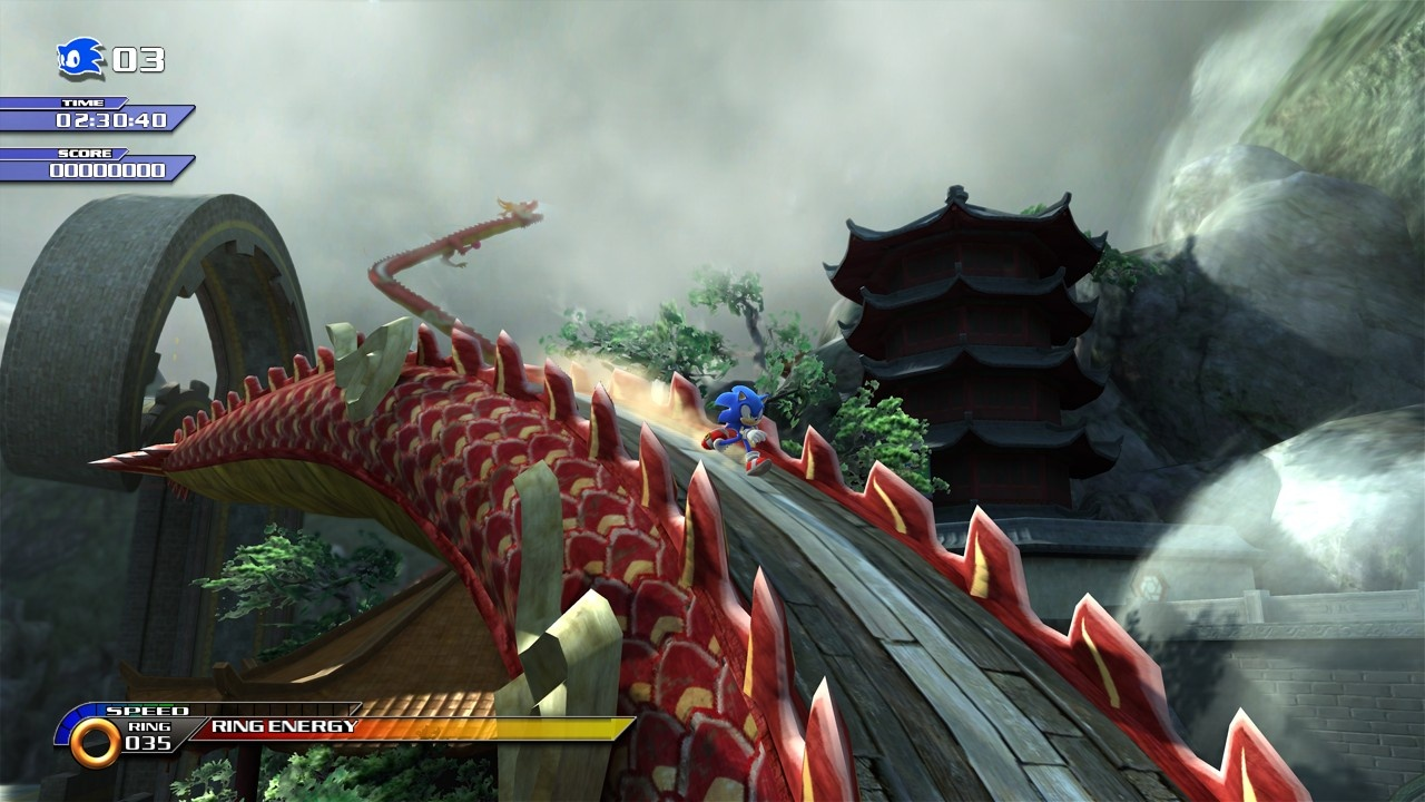 Sonic Unleashed - 30084