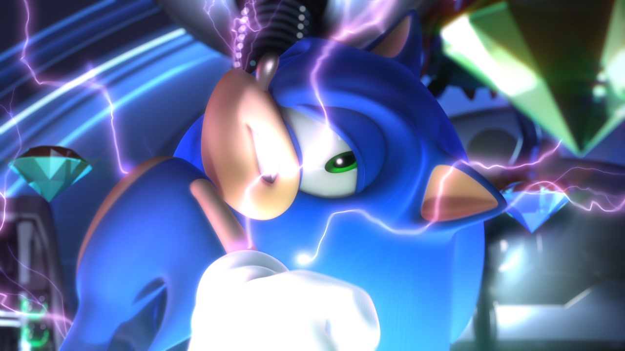 Sonic Unleashed - 30060