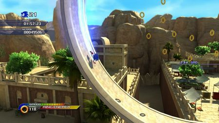 Sonic Unleashed - 30061