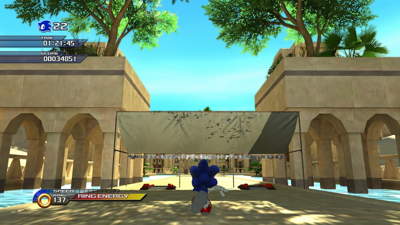 Sonic Unleashed - 30062
