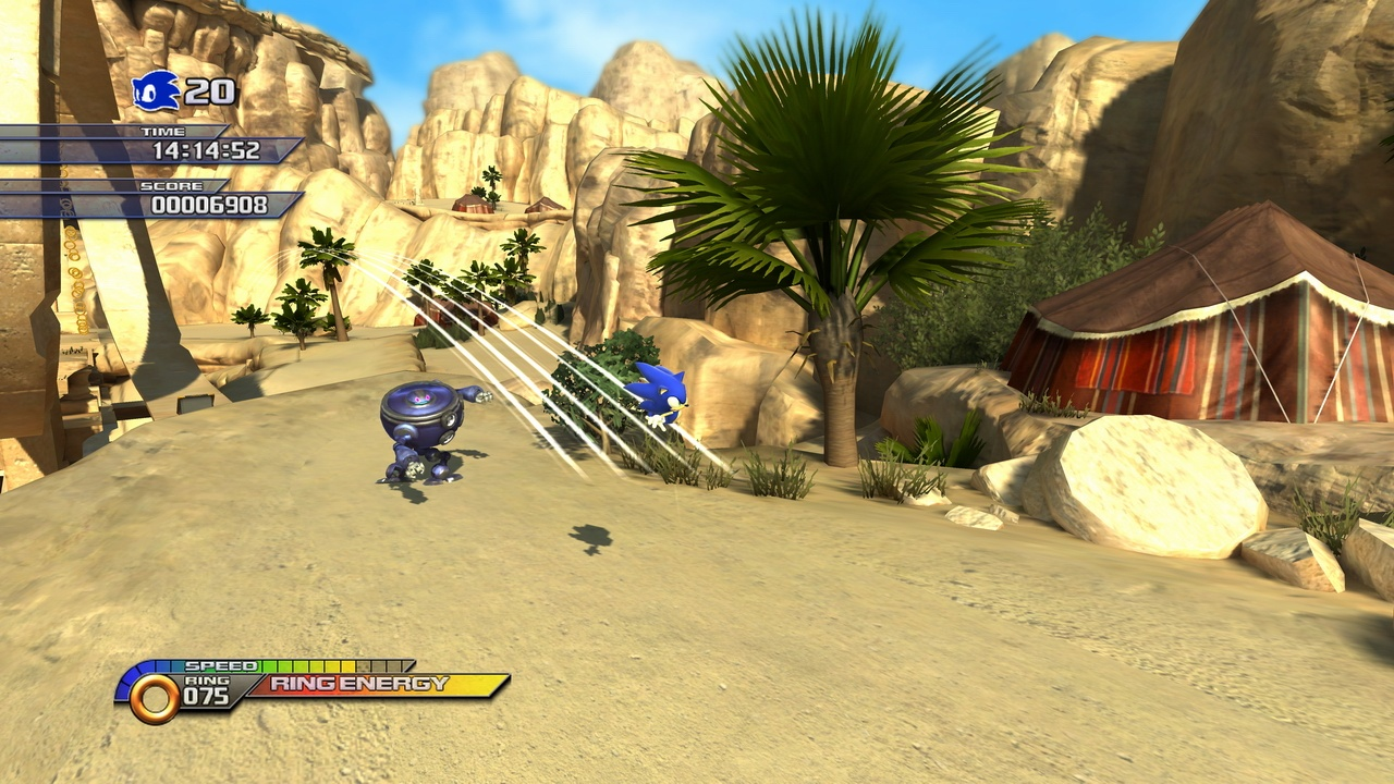 Sonic Unleashed - 30068