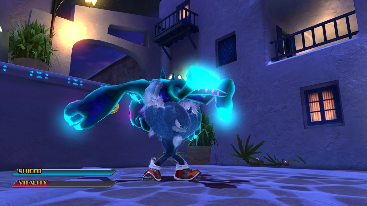 Sonic Unleashed - 30069