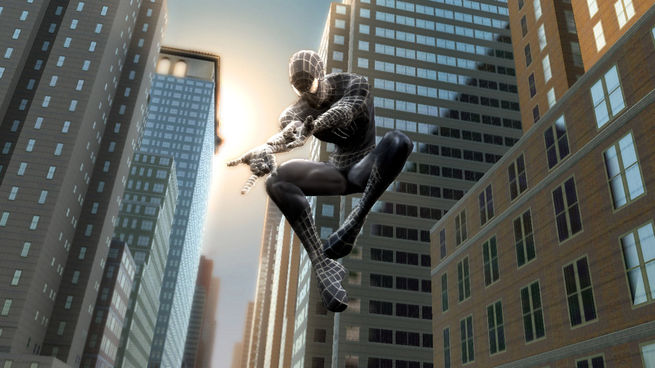 Wikipedia Spiderman 3 Game
