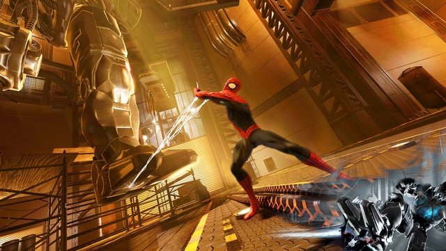 Spider-Man: Edge of Time - 43231