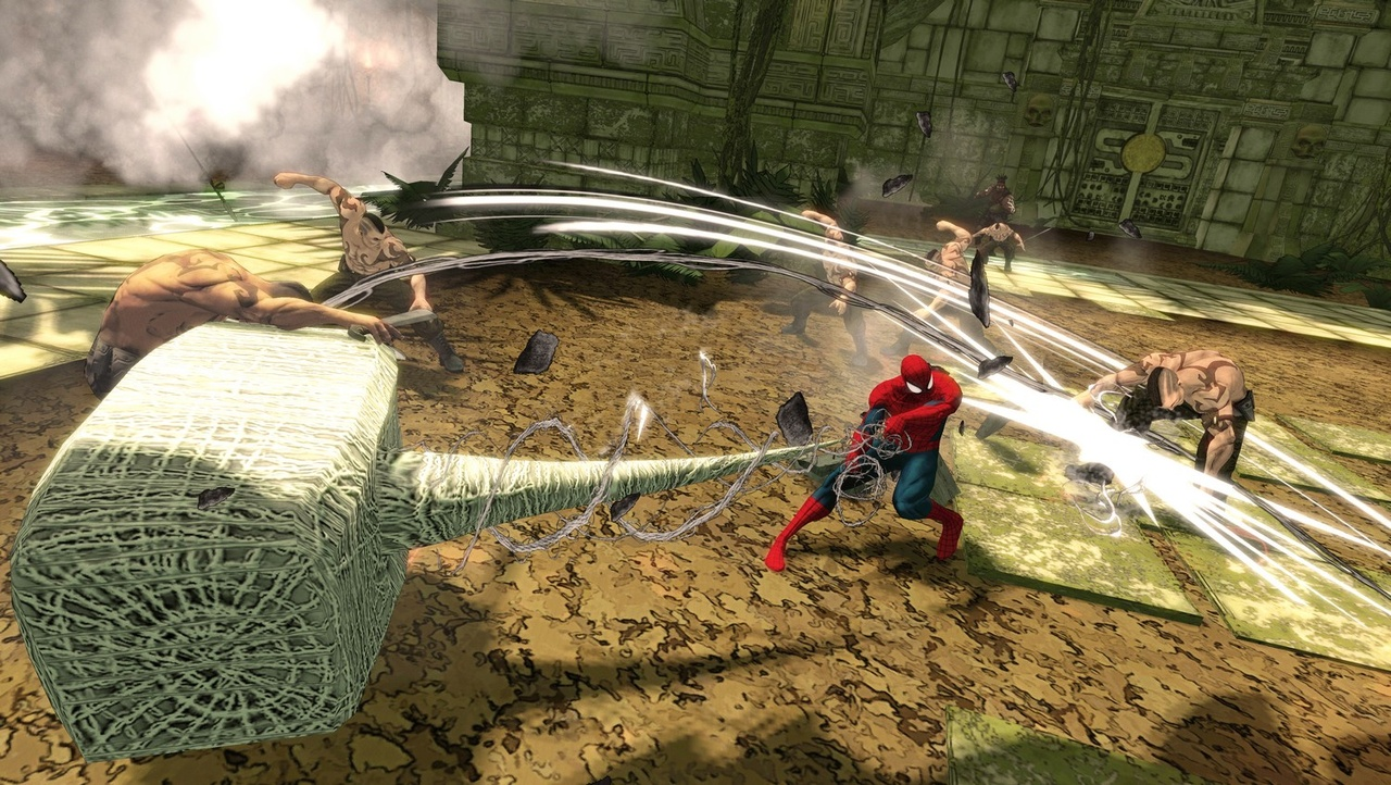 Spider-Man: Shattered Dimensions - 40844
