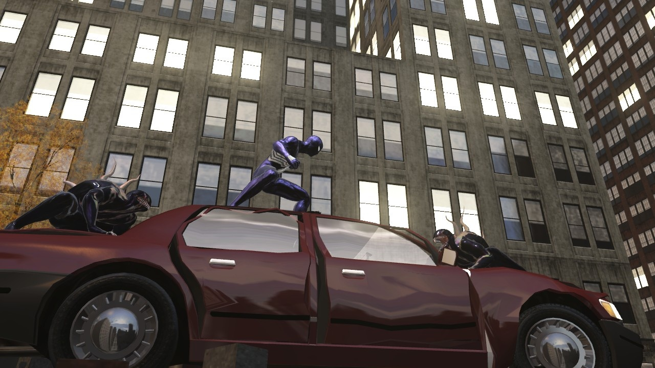 Spider-Man: Web of Shadows - 30476
