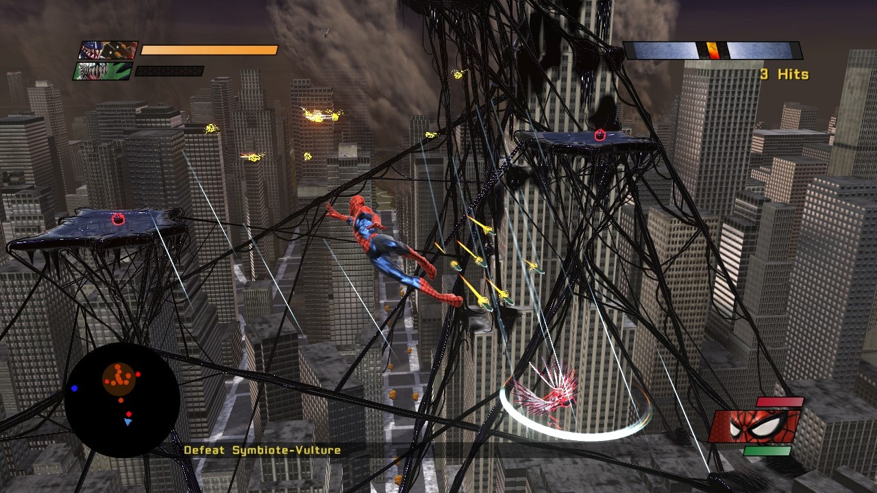 Spider-Man: Web of Shadows - 30453