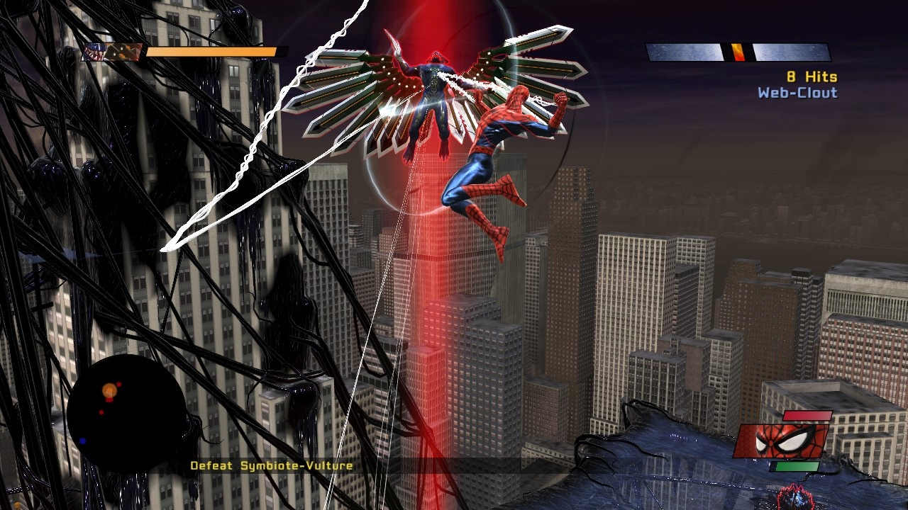 Spider-Man: Web of Shadows - 30454