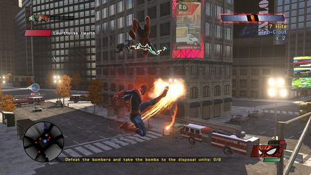 Spider-Man: Web of Shadows - 30455